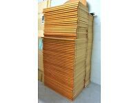 Garage, Shed, Stockroom, Office, Store, Heavy Duty Wooden Vintage Shelving. 100's Available.