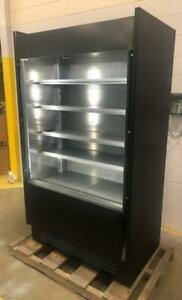 Structural Concepts Open Case Display Cooler Refrigerator