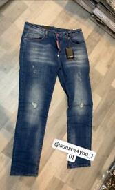 Dsquared,Lv,Amiri,Fendi jeans