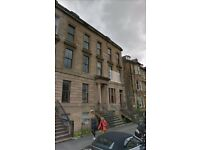 3 BEDROOM FLAT AVAILABLE GLASGOW WEST END