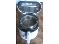 Deep fat fryer with rotating basket.Used in good condition