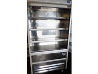 catering equipment / MULTI-DECK (display) CHILLER (1m) fridge