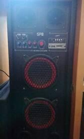 Spb speakers