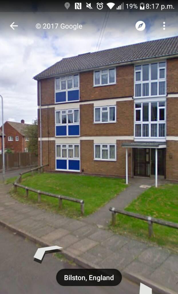 Swap only 2 bedroom ground floor flat