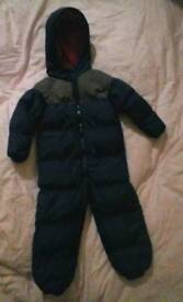 Boys winter suit (1-2 years)