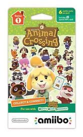 Animal Crossing - Amiibo Cards