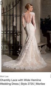 Wedding Dress Mori Lee 2725