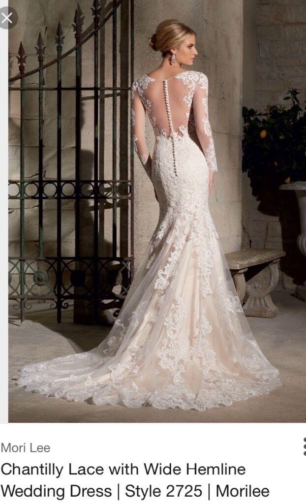 Wedding Dress Mori Lee 2725 | in Washington, Tyne and Wear | Gumtree