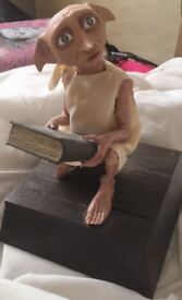 Collectable harry potter talking dobby bank