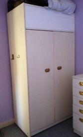 tall wardrobe to give away