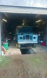 Land rover series 3 1971 petrol