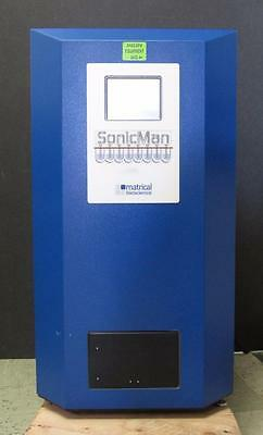 Brooks Matrical Sonicman Scm1000-3 Wellplate Microplate Tube Sample Prep 2453a