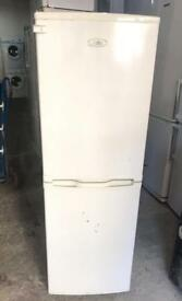 slim homeking fridge freezer good working condition 3 month warranty