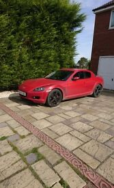 Mazda rx8 231ps excellent condition well looked after
