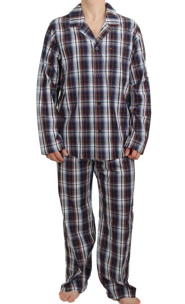 Seidensticker Herren Hose Kurz Schlafanzughose