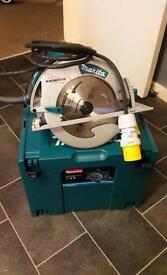 Brand new Makita circular saw
