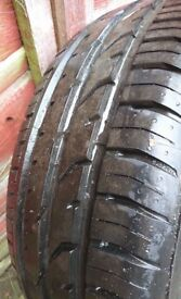 Continental 195/55/16 Tyre