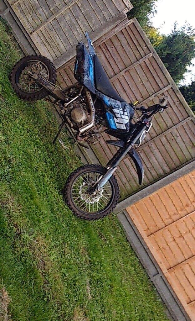 125cc Welsh pitbike crf70 frame | in Nuneaton, Warwickshire | Gumtree