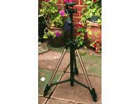 Small Velbon camera tripod