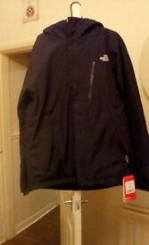 North Face Columbia and solamon jackets for sale