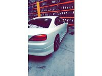 """P1 racing alloys 17"""" with very good tyres"""