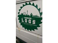 Seasoned Sussex Hardwood Logs by the bag FREE DELIVERY