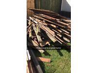 Free firewood