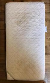 Baby mattress Mamas and Papas 120x60