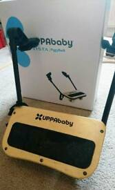 UPPAbaby Vista buggyboard (piggyback board) with clip (to fit pre-2015 Vista)