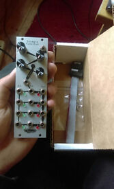 -BRAND NEW IN BOX- Noise Engineering Integra Funkitus 8HP RHYTHM GENERATOR