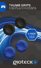 *BRAND NEW* Gioteck PS4 PlayStation 4 Analogue Thumb Grips