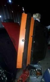 Capri boot lid mk2