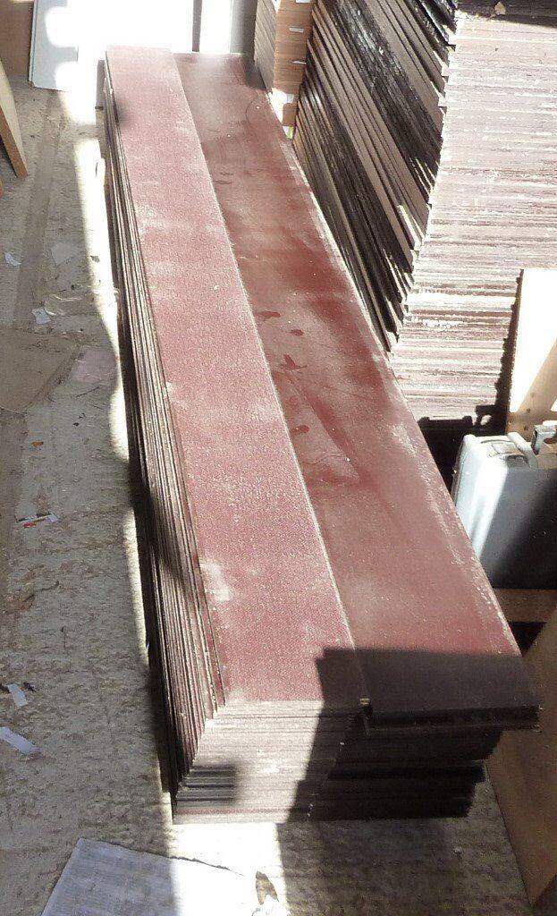 23 Pieces of NEW 12mm RIGA Phenolic Resin Birch Ply 96in x 6½in (2440mm x 165mm)