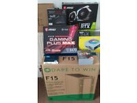 Complete Gaming PC - Ryzen 3600 - RTX 2060 Super - 16gb ddr4 etc.