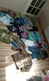 Boy bundle 2-3 3-4 years over 50 items