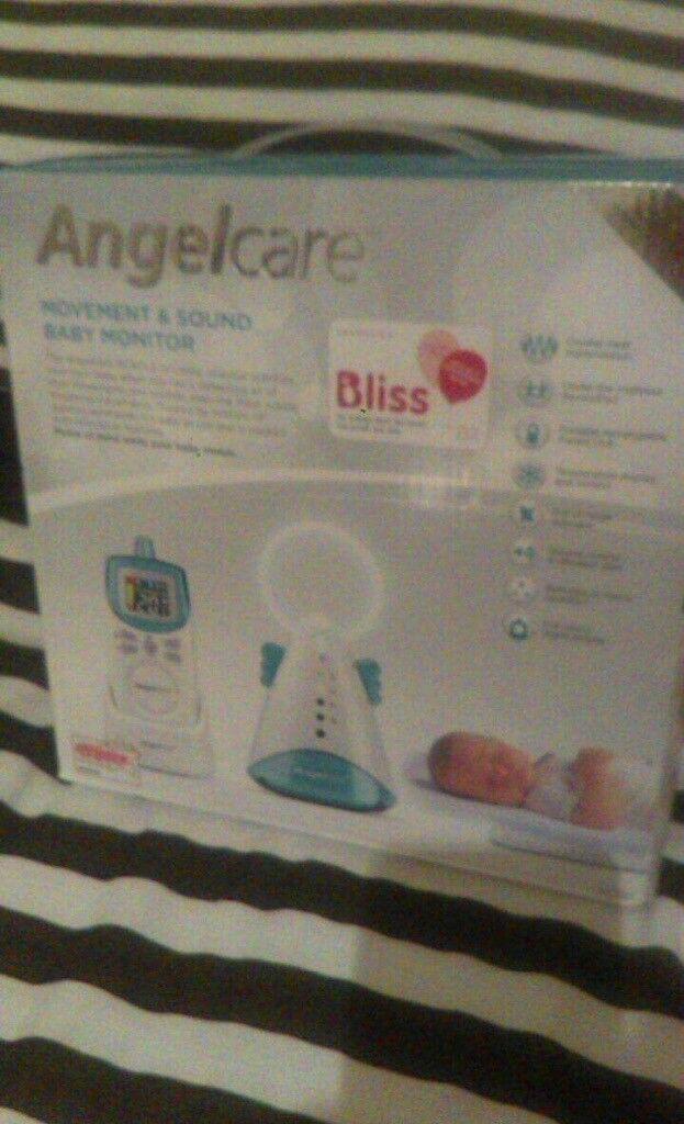 Baby monitors brand new