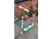 SpongeBob scooter