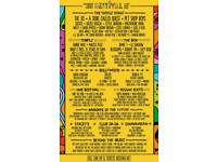 A pair of tickets to Bestival. ##MAKE ME AN OFFER##