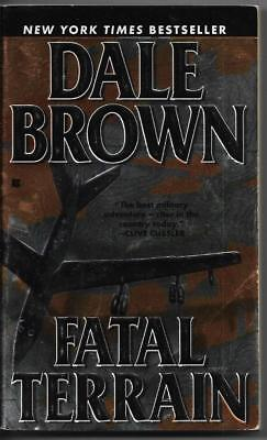 Fatal Terrain by Dale Brown.  Berkley Books (1998) for sale  Shipping to India