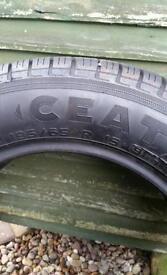 Car tyre 195/65 R15 91H