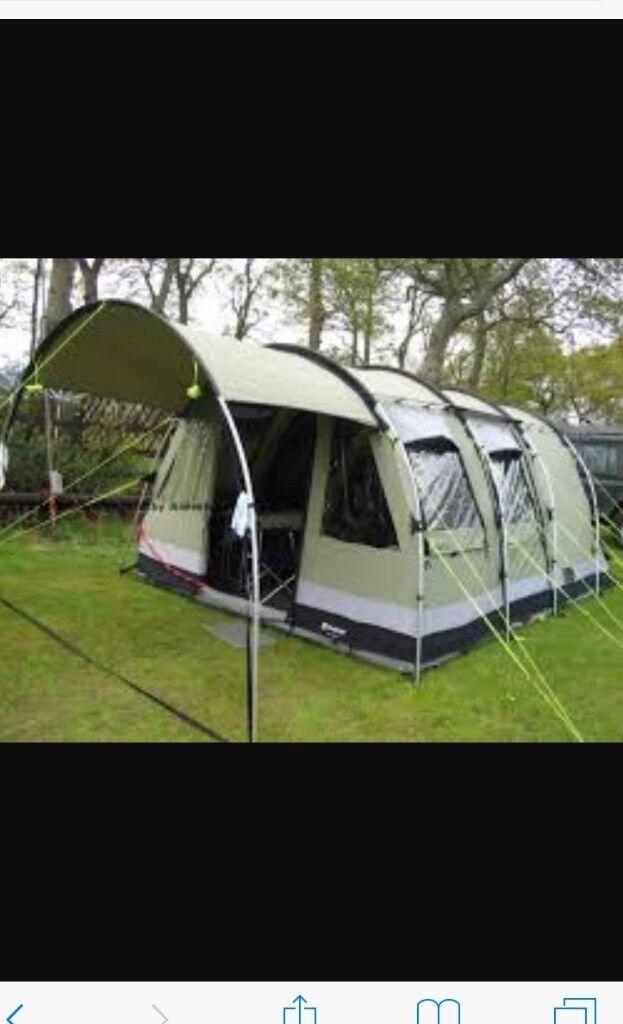 Outwell bear lake 6 man tent