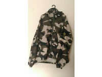 Camo Stone Island Jacket