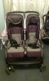 Aria twin buggy