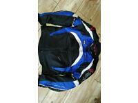 Rst rift motorbike jacket medium+pants