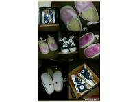 Baby dresses for sale plus ugg and unisex converse shoes