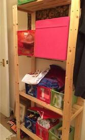 LIKE NEW SHELF FROM IKEA