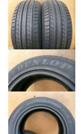 Dunlop 245 55 17
