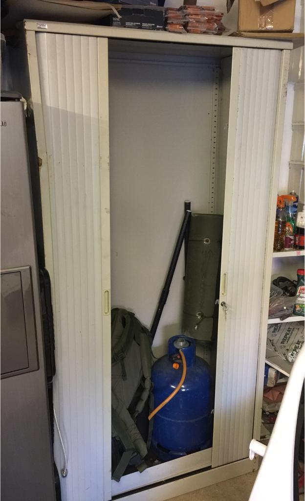 Stupendous Metal Filing Cabinet Roller Shutter Door Garage Storage In Bridge Of Weir Renfrewshire Gumtree Wiring Database Lukepterrageneticorg