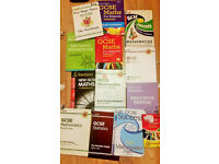 GCSE Maths and Statistics Books