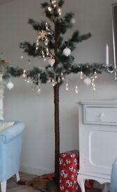 John Lewes Christmas tree, used, £RRP 140